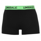 Lonsdale 2Pk Trunk Mens