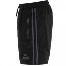 Lonsdale Two Stripe Woven Shorts Mens