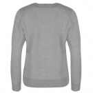 Golddigga Lace Up V Neck Sweater Ladies