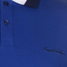 Pierre Cardin Pique Polo Shirt Mens