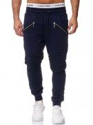 OneRedox Herren Jogging Hose Jogger Streetwear Sporthose Modell 1315
