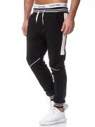 OneRedox Herren Jogging Hose Jogger Streetwear Sporthose Modell 1317