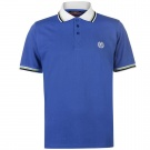 Contrast Tipped Polo Shirt Mens
