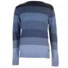 Stripe Knit Jumper Mens
