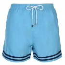 Stripe Swim Shorts Mens