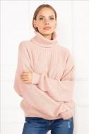 CARISMA dámský pletený svetr růžový 6085