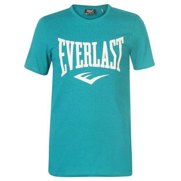 Everlast Geo Print T Shirt