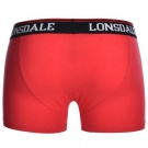 Lonsdale 2 Pack Trunk Mens