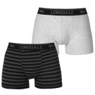 Lonsdale 2 Pack Trunk Mens | 2XL