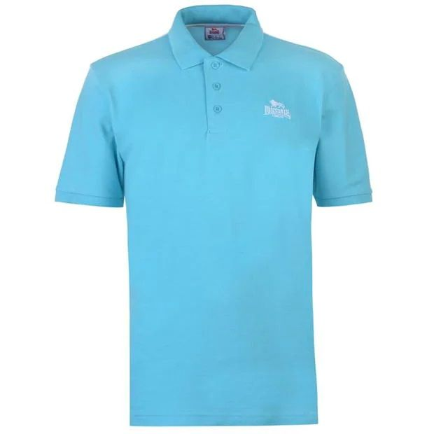 Lonsdale Plain Polo Mens