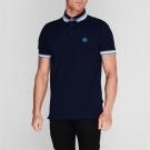 Pánské polotriko PIERRE CARDIN Tipped Polo Shirt Mens