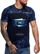 Pánské triko s krátkým rukávem 3D Model 1278