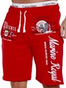 OneRedox pánské sportovní šortky 3728