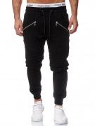 Pánské sportovní tepláky Herren Jogging Hose Jogger Streetwear Sporthose Modell 1315 OneRedox