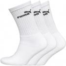Puma Mens Three Pack Crew Socks | 39-42, 43-46, 47-49