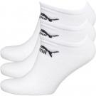Puma Mens Three Pack Quarter Socks | 39-42, 43-46, 47-49