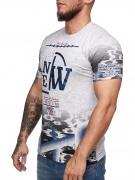 SEMAL JNS Pánské triko s krátkým rukávem 3D Model 1206