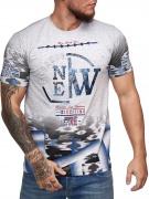 Pánské triko s krátkým rukávem 3D Model 1206