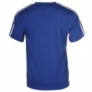 Lonsdale 2 Stripe Short Sleeve T Shirt Mens