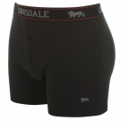 Lonsdale 2 Pack Boxers Mens